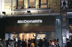 Trabajar en Mcdonalds en Londres