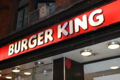 Trabajar en Burguer King en Londres