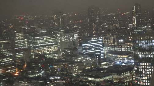 Vistas panorámicas gratis en Londres