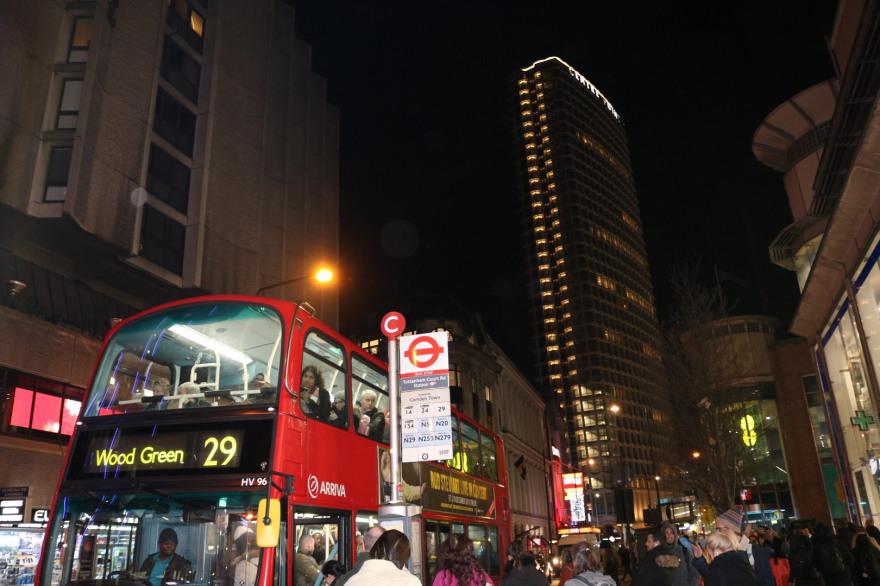 Londres trabajo estudios compaginar buscar encontrar