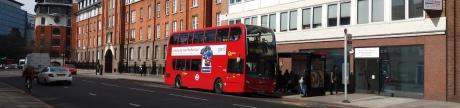 Londres autobuses precios