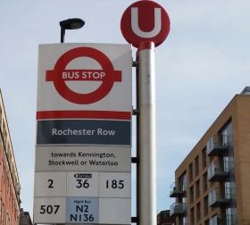 Autobuses en Londres, Funcionamiento y orientación, cómo usarlos