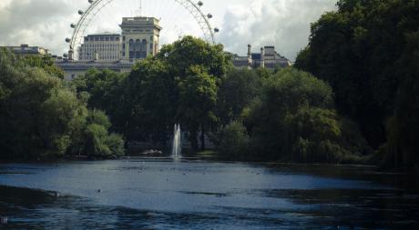 Londres parques principales
